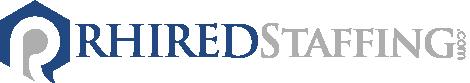 Rhired Staffing Logo